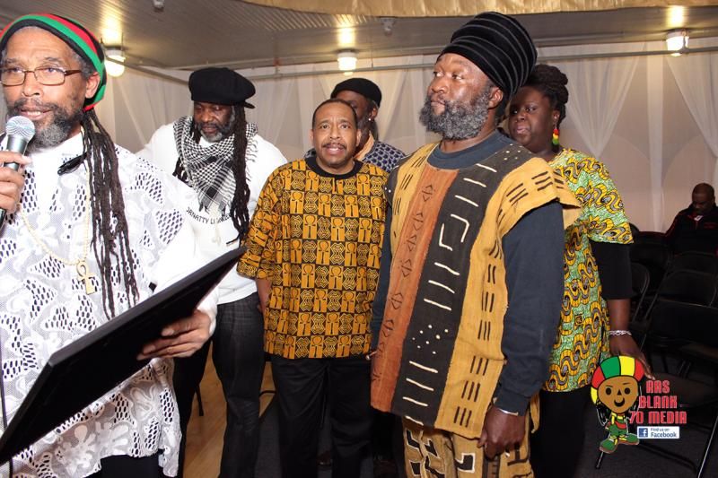 Proverbs Reggae Band receiving 2016 MMG award Outstanding performing artists