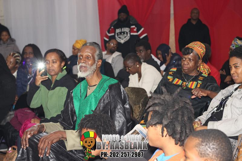 Section of audience Kwanzaa Nia 2015